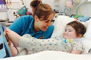 """Play specialists """"helped Fliss find her smile again ..."""