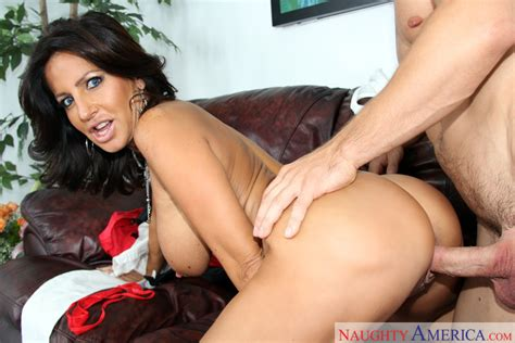 Tara Holiday Fucking In The Couch With Her Big Tits