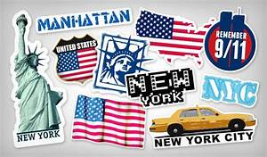 New york stickers stickeryou products for Custom stickers nyc