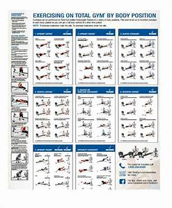 Exercise Chart Templates