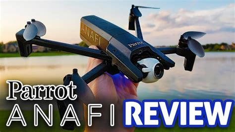 parrot anafi  hdr drone arms  evaluation drone market