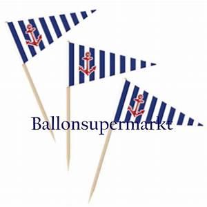 Bilder Und Dekoration Shop : ballonsupermarkt party picker anchors aweigh maritim partydekoration ~ Bigdaddyawards.com Haus und Dekorationen