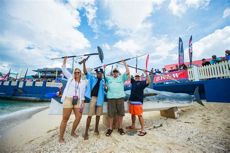 Jaws Race Boat by Jaws Snatches Cardboard Boat Race Victory Cayman Compass