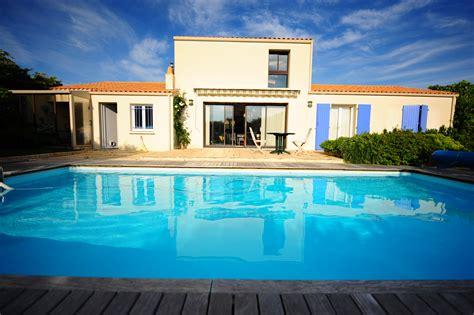 louer maison avec piscine louer un maison de vacances avec piscine