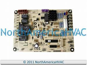 Oem York Coleman Luxaire Furnace Control Board 031