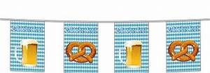 Oktoberfest Blau Weiß Muster Brezel : oktoberfest wimpelkette girlande blau wei dekoration brezel bier party neu ebay ~ Watch28wear.com Haus und Dekorationen