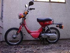 Suzuki Fa50 Moped Repair