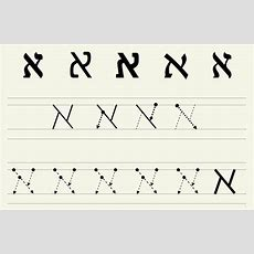 Should I Learn The Hebrew Cursive Or Printed Alphabet First? Quora