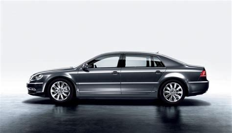 vw phaeton sedan colors release date redesign