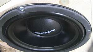 Selenium Speaker Install 06 Cadillac Cts Door Panel Pt 3