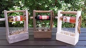 Porte Bouteille De Vin : porte bouteille de vin personnalisable en bois de palettes ~ Dailycaller-alerts.com Idées de Décoration