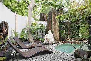 Buddha gardens day spa byron bay byron naturally for Delightful decoration exterieur jardin zen pierre 10 decoration jardin bouddha