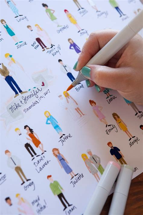 best 20 wedding guest book ideas on pinterest guestbook