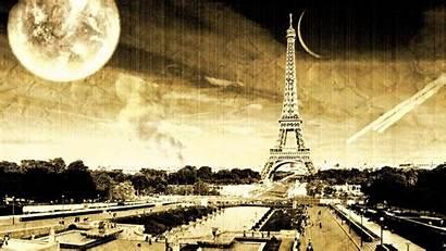 Paris Eiffel Tower Widescreen Desktop Pink Wallpapers