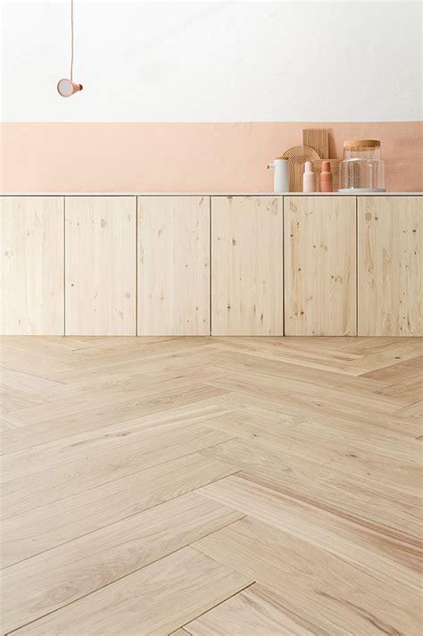 light wood floors 16 inspirational exles of herringbone floors contemporist