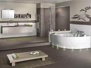 salles de bain modernes zen luxes et design With ambiance salle de bain zen