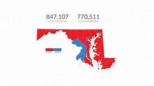 How did Maryland vote for governor? - Baltimore Sun