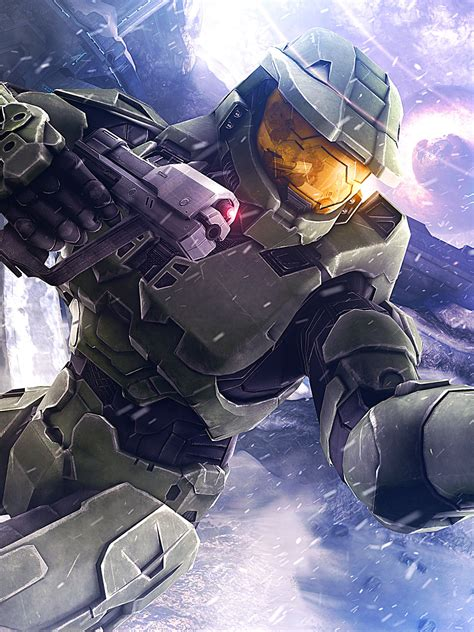 Chief 4k Wallpapers by Wallpaper Master Chief Halo 3 4k 12317
