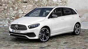 Class B Mercedes : 2019 mercedes b class imagined as sophisticated minivan ~ Medecine-chirurgie-esthetiques.com Avis de Voitures