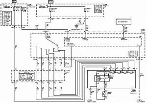 2005 Chevrolet Silverado Blower Motor Wiring Diagram