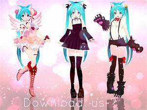 Image Gallery Miku Outfits