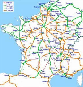 Reseau Autoroute France : carte de france des autoroutes vacances arts guides voyages ~ Medecine-chirurgie-esthetiques.com Avis de Voitures