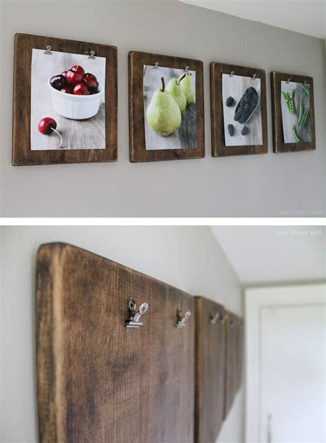 wall decor for kitchen 36 best kitchen wall decor ideas and designs for 2018