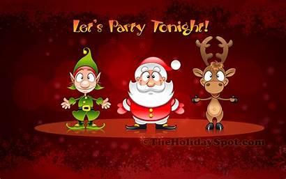 Christmas Wallpapers Widescreen Laptop Pc Desktop Reindeer