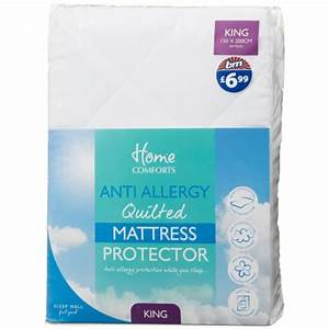 bm anti allergy mattress protector king 261940 bm With best mattress protector for allergies