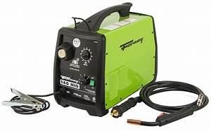 Forney 140-amp Mig Welder 120-volt - Tools