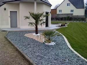 Prix Ardoise Deco Jardin : d co jardin avec ardoise ~ Premium-room.com Idées de Décoration