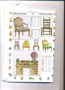 small accessories home decor furniture cross stitch (12