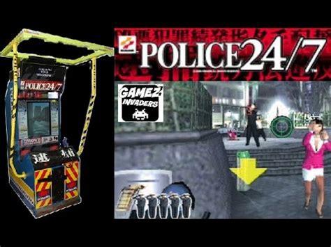 police  arcade  gun game  called police