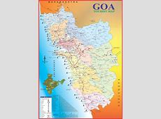 Goa map image – 2019 Printable calendar posters images