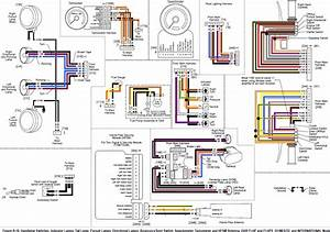 Harley Road King Wiring Diagram