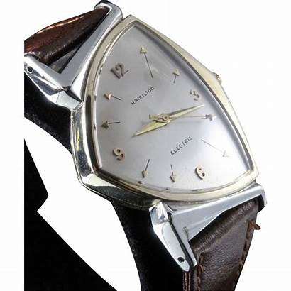 Watches Hamilton Electric Pacer Mens 1958 Wrist