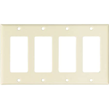 Cooper 2164a Almond Four Gang Decorator Wall Plate. Box Decoration. African Wall Decor. Ashley Dining Room Set. Mobile Room Dividers. Christmas House Decorating Games. Living Room Wall Decoration Ideas. Nyc Wall Decor. Exterior House Decorations