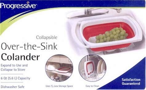progressive international 6 quart collapsible over the