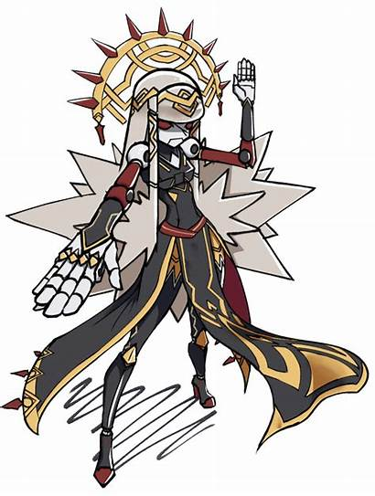 Veronica Brave Fanart Round Robo Demon Lord