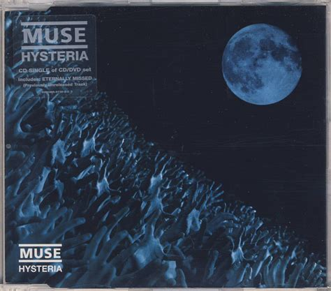 muse hysteria cd single discogs