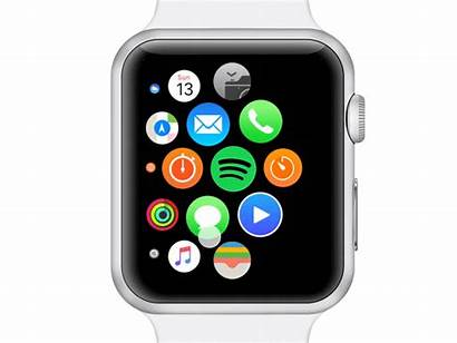 Spotify Apple Dribbble App Micro