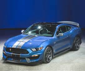 2017 Ford Mustang Shelby GT500