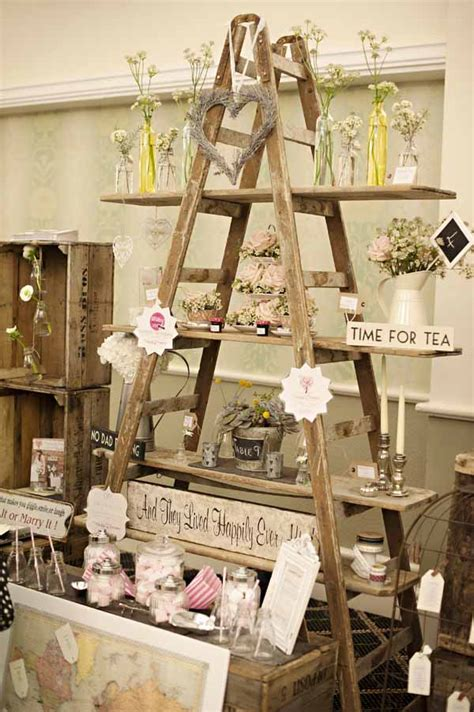 ideas vintage wedding table decorations photograph chandel