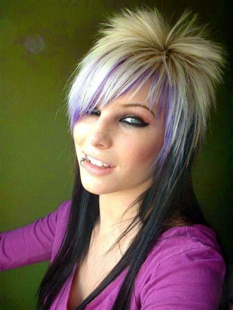 Funky Hairstyles by Hair Styles Funky Hairstyles For Medium