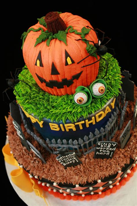 cake     halloween night