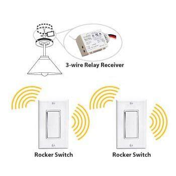 wireless light switch kit jkavsd sale 3 way wireless light switch kit