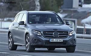 Mercedes Glc Hybride Prix : mercedes glc le rempla ant du glk arrondi les angles l 39 argus ~ Gottalentnigeria.com Avis de Voitures