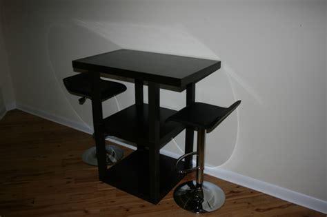 Breakfast Bar Chairs Ikea by Lack Bistro Table Ikea Hackers Ikea Hackers