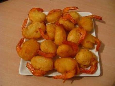 recette pate a beignet de crevette beignets de crevettes