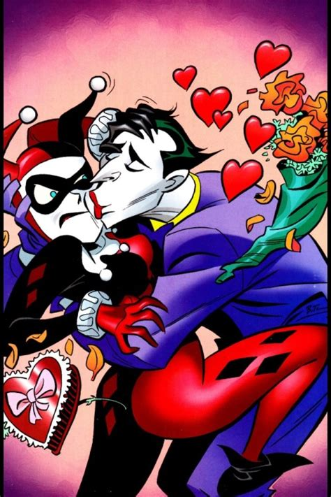 joker and harley quinn bruce timm mom xxx picture